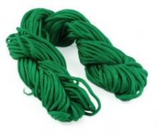 Knyttesnor grøn 1,5 m/m  Nylon