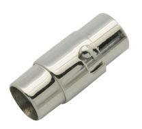 Rustfri stål lås 6 mm hul
