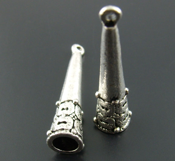 Metal perlehat 8 x 33 mm