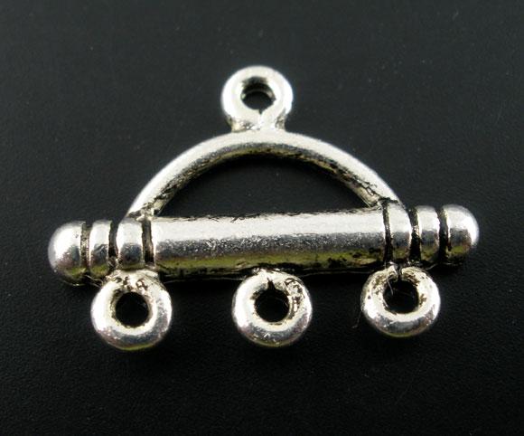 Vedhæng med 3 ringe