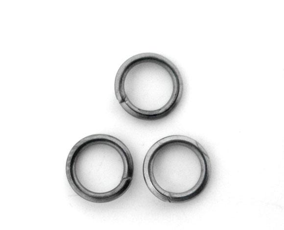 O-ring 3,5 mm hul gunmetal 100 stk