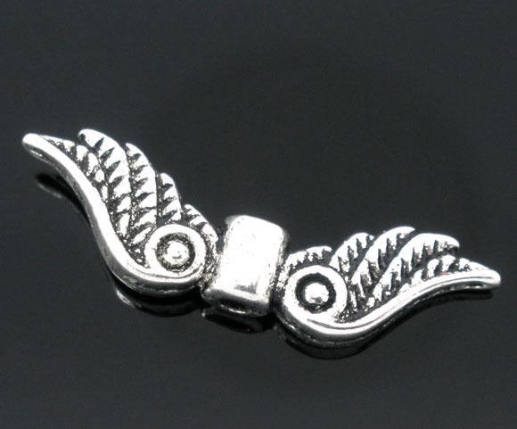 Tibetanske sølv vedhæng 10 stk