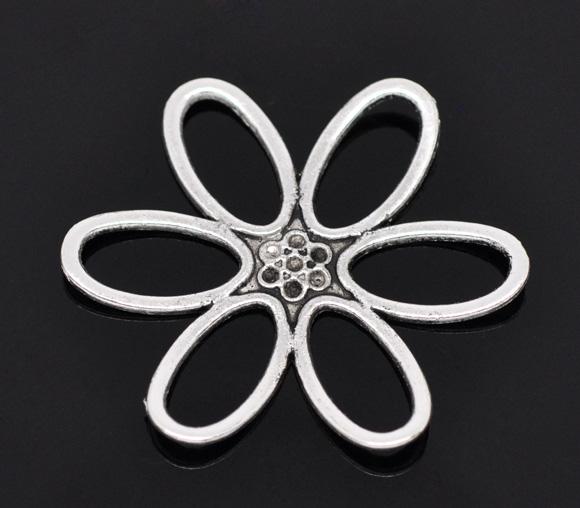 Mellemled blomst 5 cm