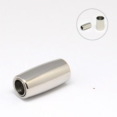 Rustfri stål lås hul 5 mm