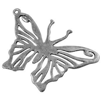 Vedhæng sommerfugl 41x62 mm