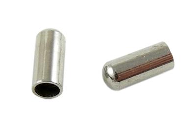 Enderør platinum color 1,9x6 mm 10 stk