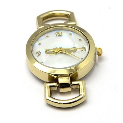 Smykkeur guld 29 mm