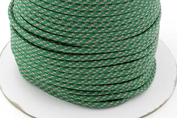 Faldskærmsline 5 mm Græs