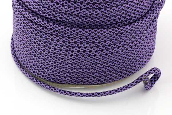 Faldskærmsline 4 mm Bright Purple Diamond