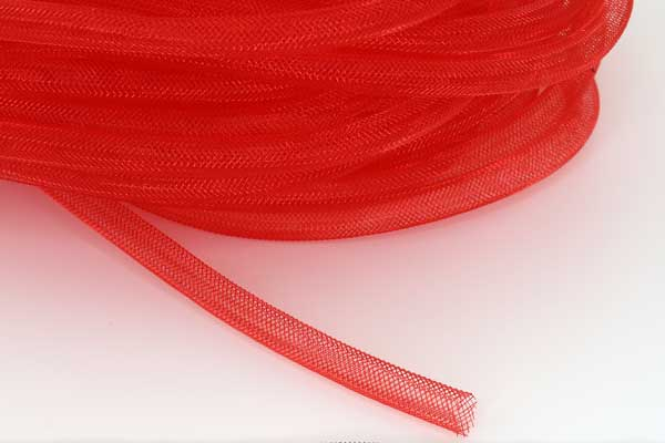 Plastik net Rød