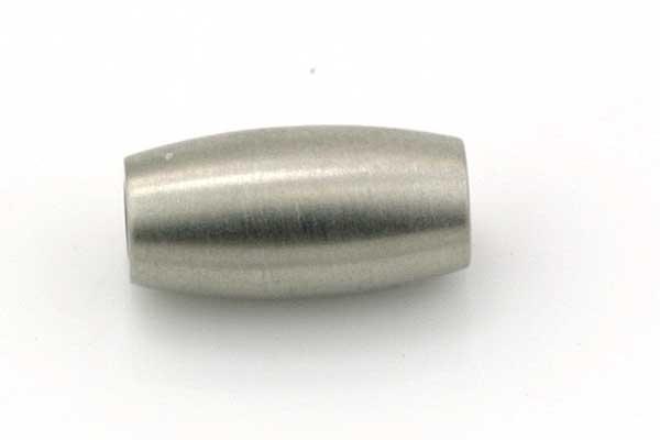 Rustfri stål lås mat hul 3 mm