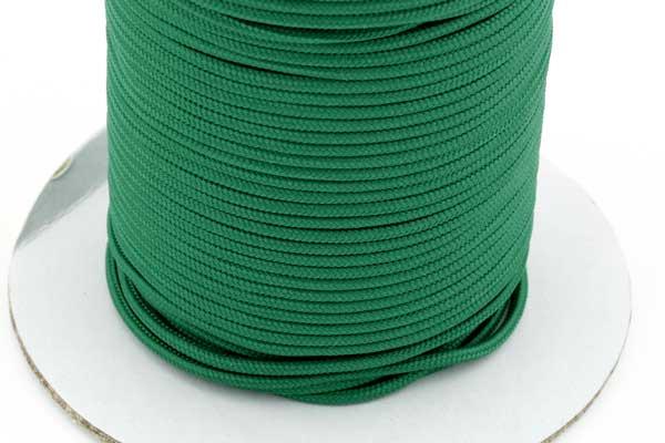 Faldskærmsline 2 mm Grøn