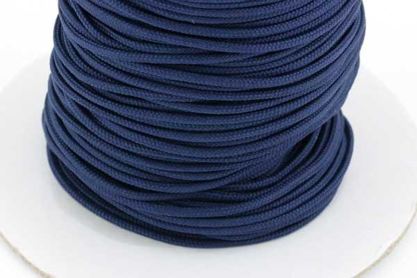 Micro cord 1,5 mm Marine blå