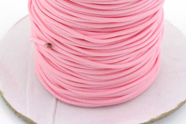 Micro cord 1,5 mm Pink