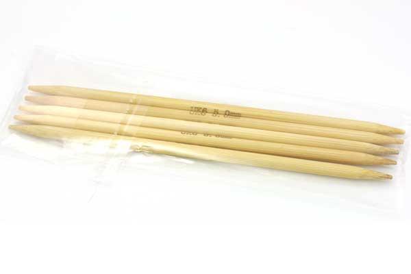 Strømpepinde nr. 5,0 - 15 cm