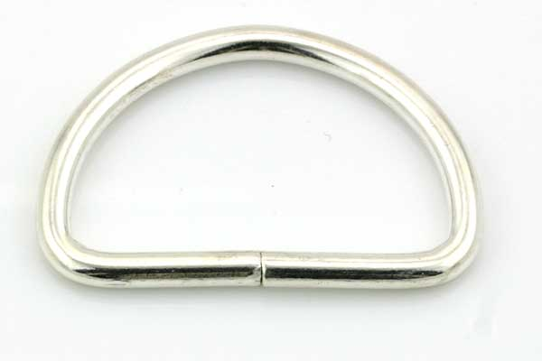 D Ring 30 x 20 mm  10 stk