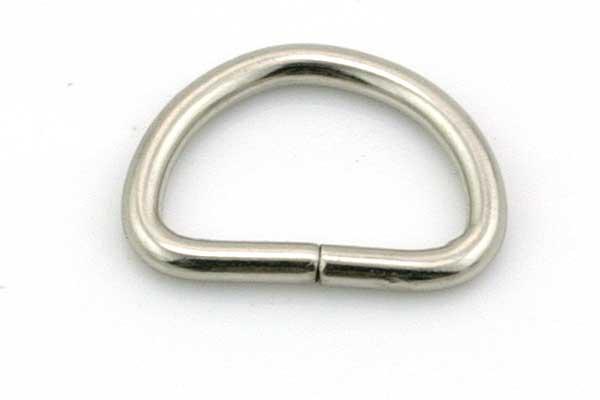D Ring 13 x 9 mm  10 stk