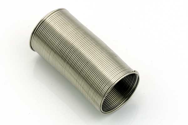 Memorywire til fingerringe rustfrit stål