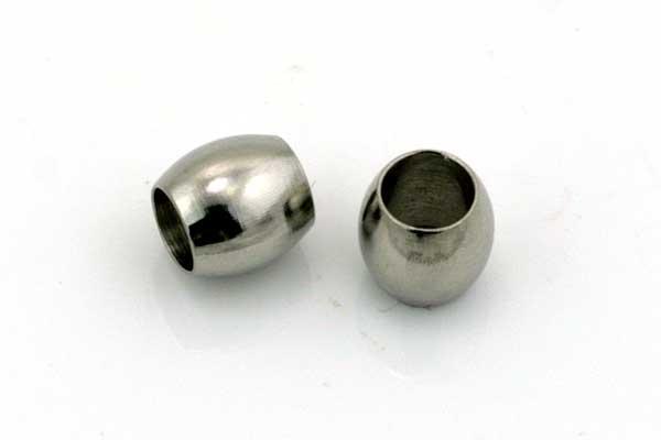 Rustfri stål led 4 mm hul