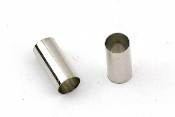 Perlerør hul 4,5 mm 10 stk