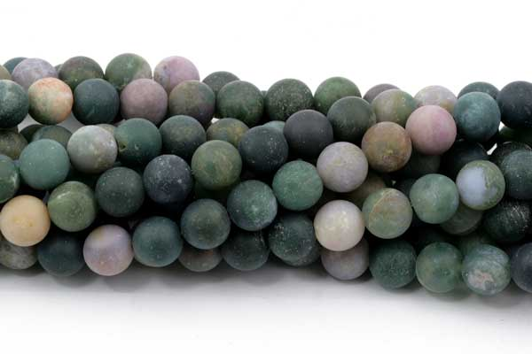 Fancy Jasper 10 mm rund