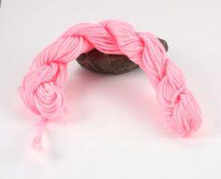 Knyttesnor Pink 1,5 m/m  Nylon