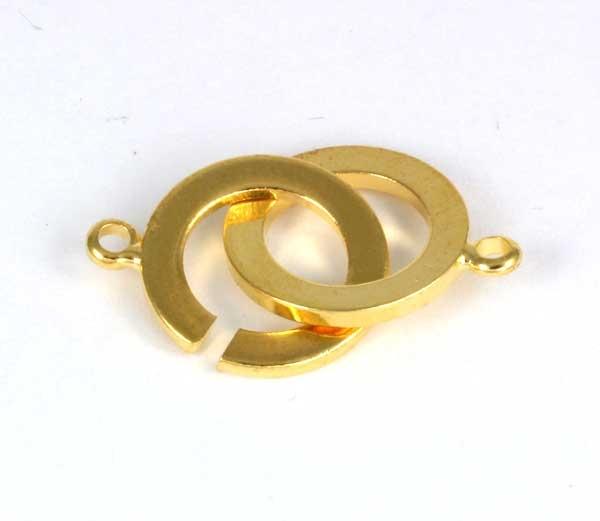 Smykke lås  guld farve