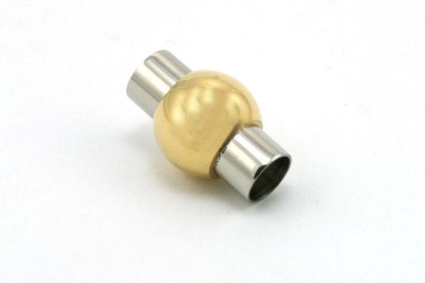Magnet lås Rustfri stål, 6 mm hul