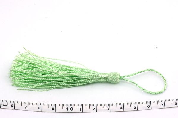 Kvast 13,5 cm grøn