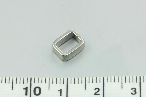 Rustfri stål connector 6x8 mm