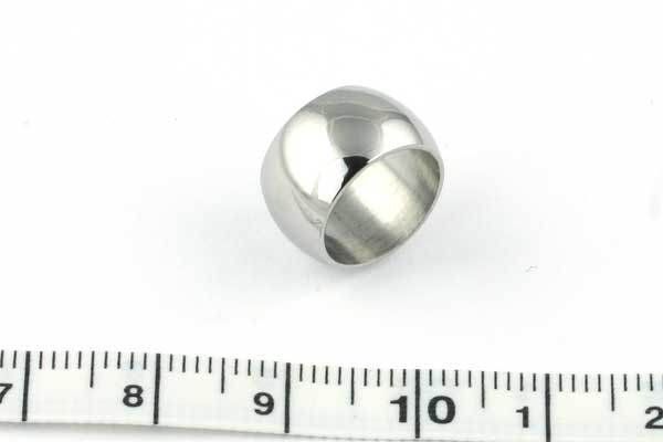 Rustfri stål led 11 mm hul