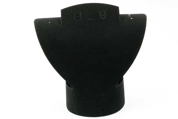 Display for halskæde og øreringe sort