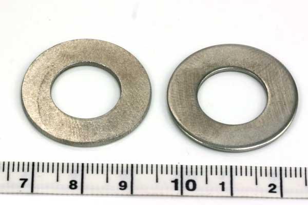 Rustfri stålring til armbånd