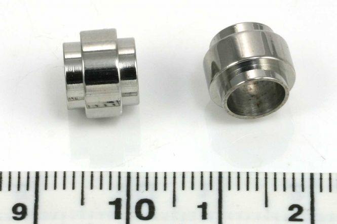 Rustfri stål led hul 6,5mm