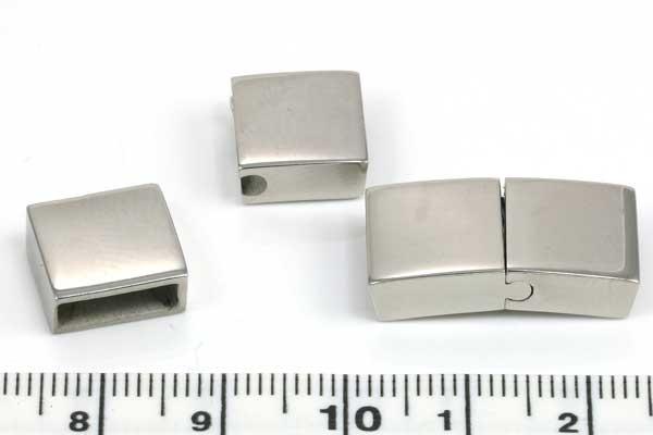 Rustfri stål lås hul 10x3 mm
