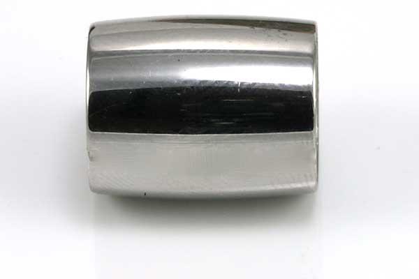 Rustfri stål lås 10,2 mm hul