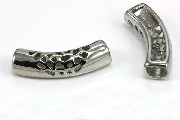 Rustfri stål rør 4 mm hul