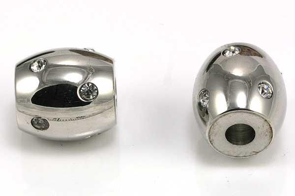 Rustfri stål led 3,5 mm hul
