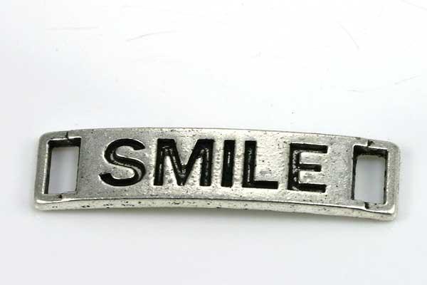 Mellemled Smile ca. 27x6 mm