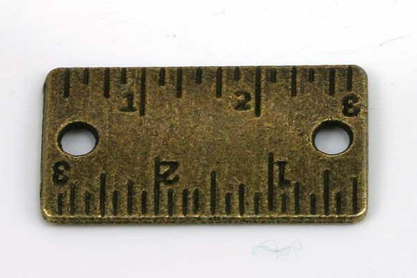 Mellemled lineal ca. 21,5x12 mm