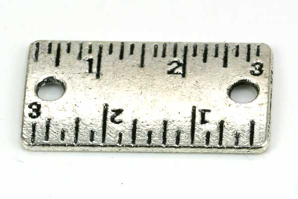 Mellemled lineal ca. 21,5x12 mm