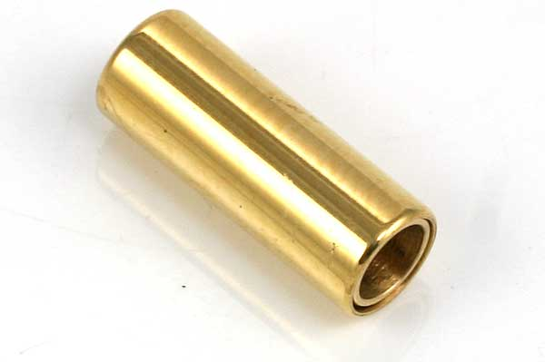 Magnetlås rustfri stål hul 4 mm