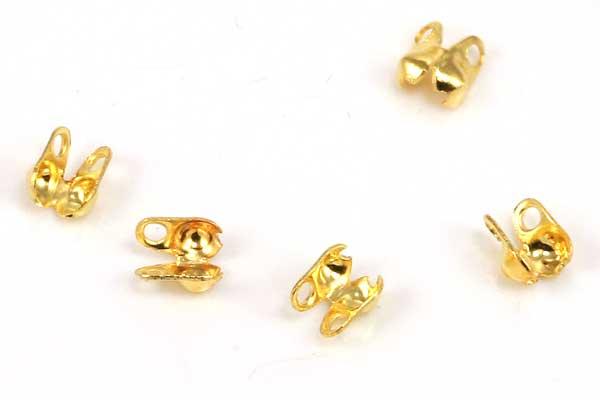 Endeøje til kuglekæde til 1-1,5 mm kæde