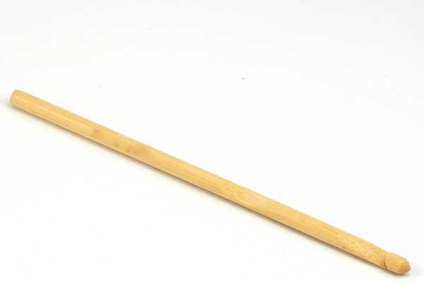Hæklenål nr.4 bambus