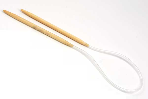 Rundpind bambus nr.5,5