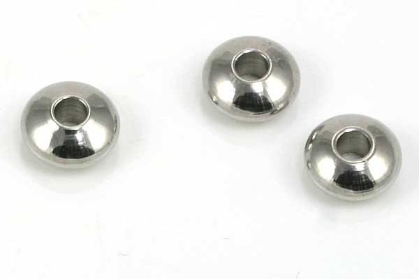 Rustfri stål led hul ca.1,8 mm