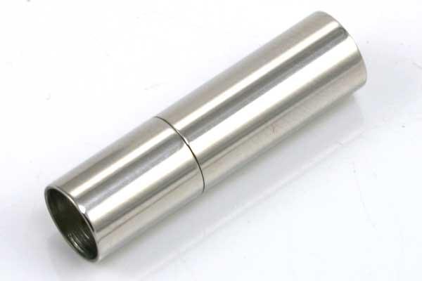 Rustfri stål cylinderlås hul 5 mm