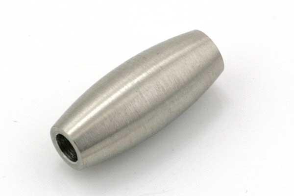Rustfri stål lås 3 mm hul