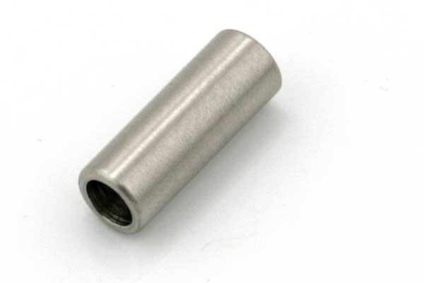 Rustfri stål lås mat 4 mm hul