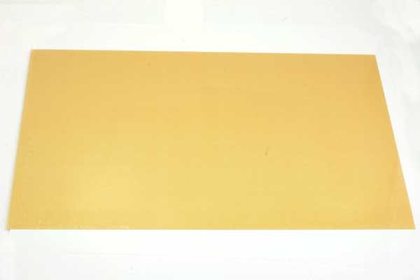 Krympeplast ark Gylden 29x20 cm